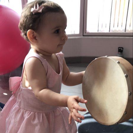 Musique en famille Montessori 0 à 4 ans