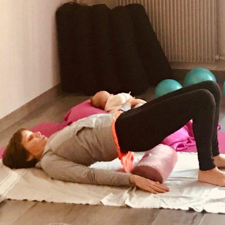 Gym pilates postnatale