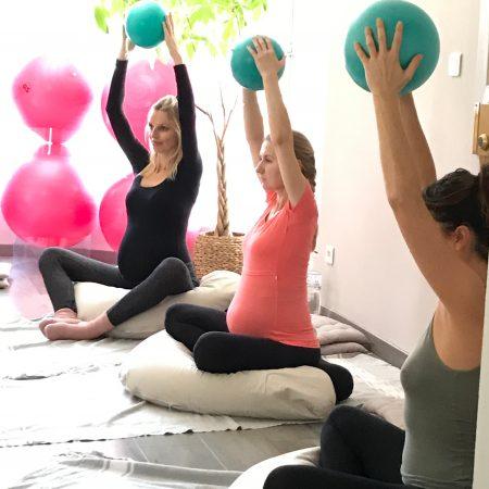 Gym prénatale de Gasquet4